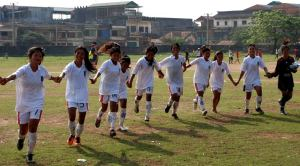 SALT Might Girls Footbal Program