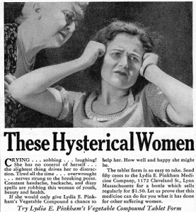 hysterical-women